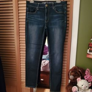AE Super Stretch Skinny Jeans